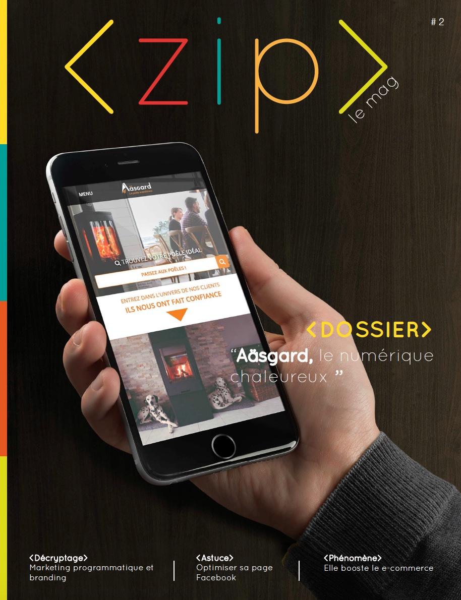 Deuxième Édition du Magazine ZIP